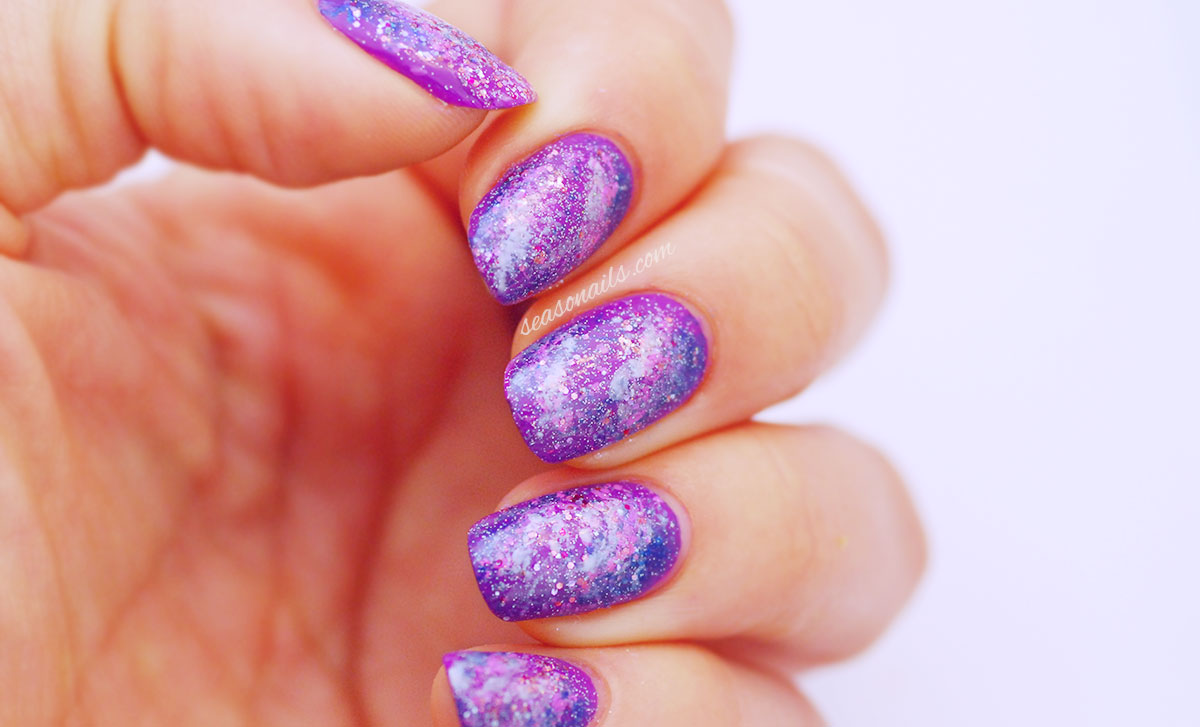 about Galaxy nails