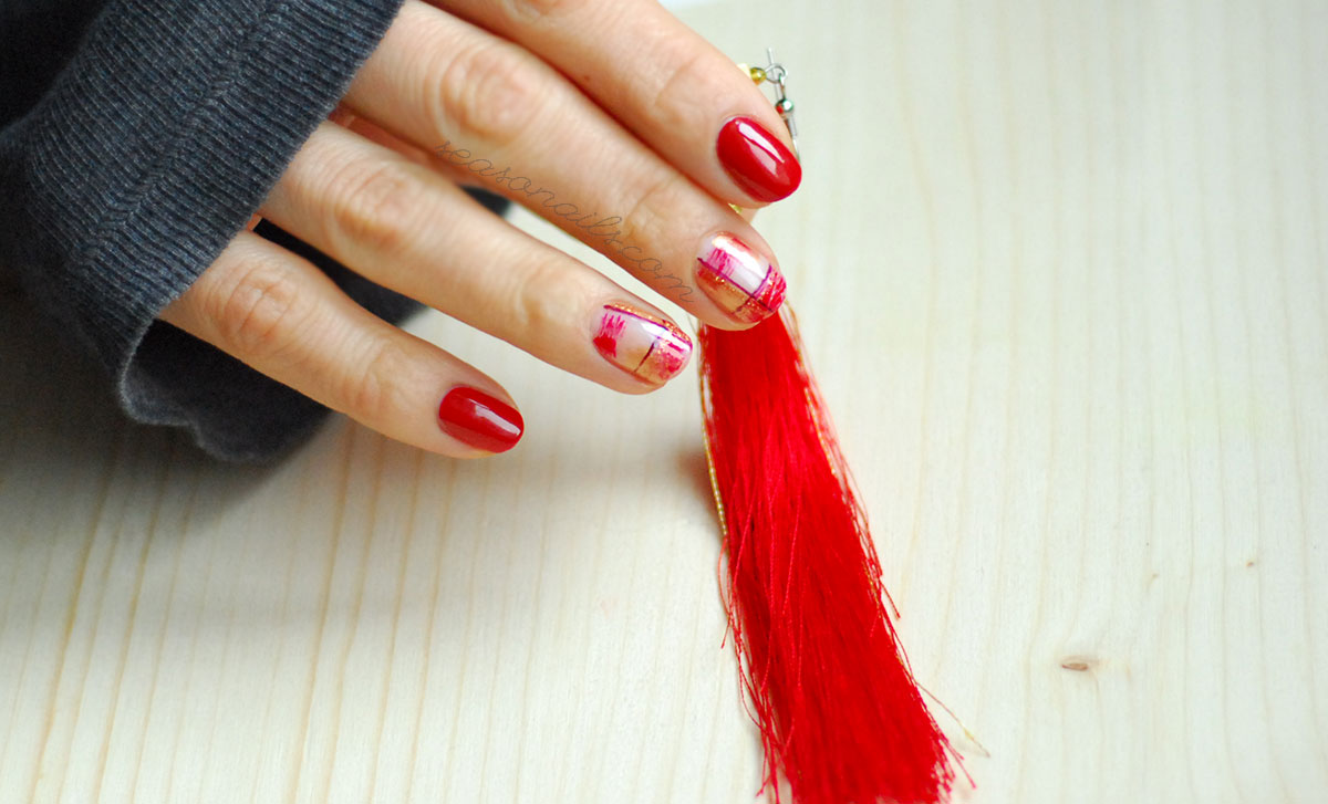red ails