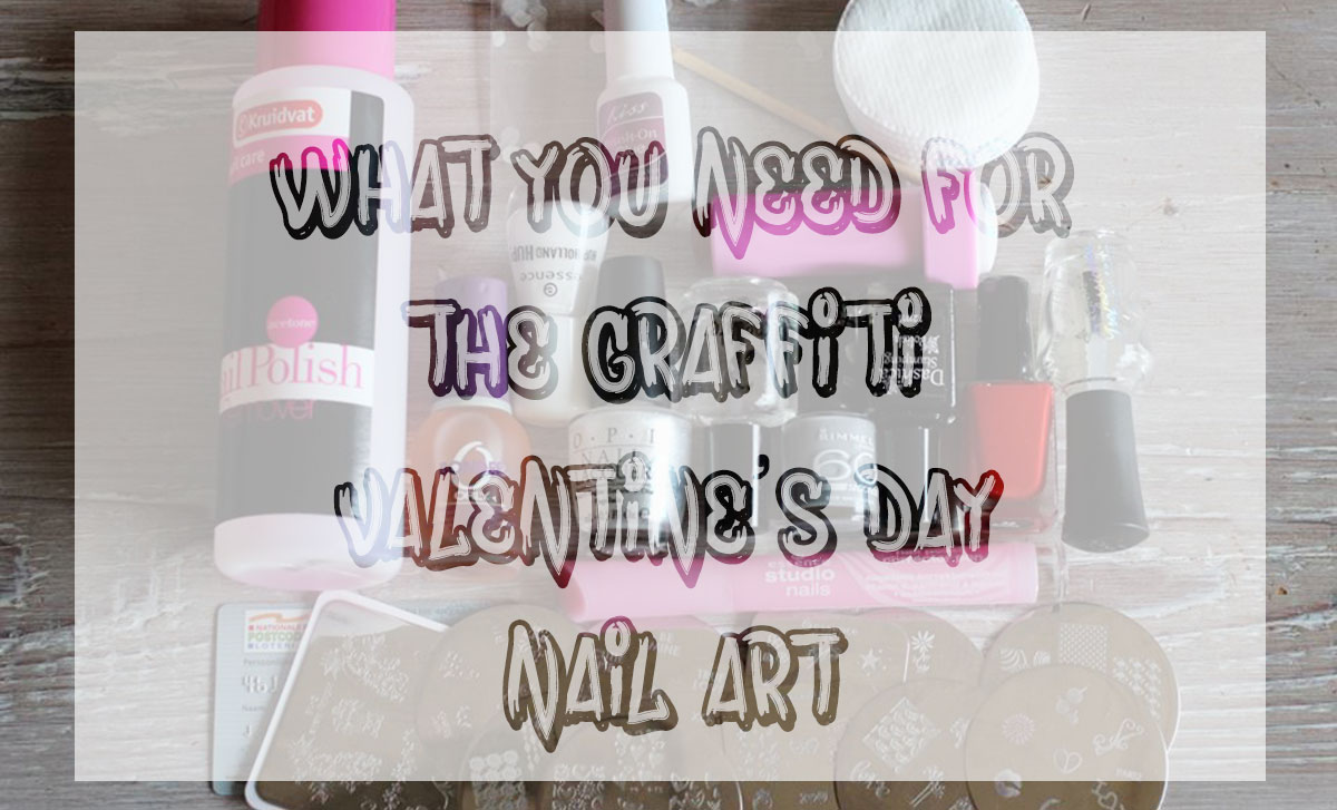 graffiti valentine s day stamping tools