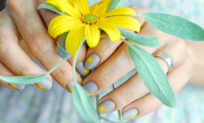 happy nails fall