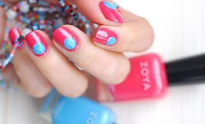 happy nails fashion inspired
