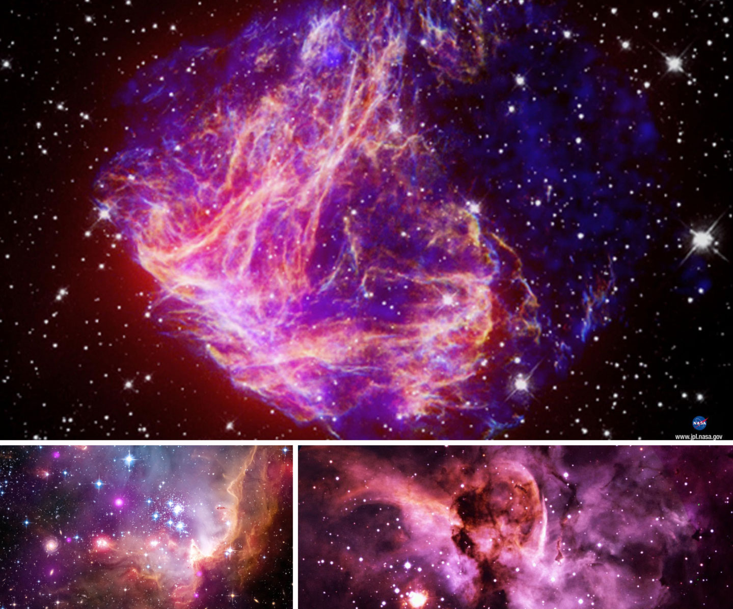 Magellanic clouds Galaxy images