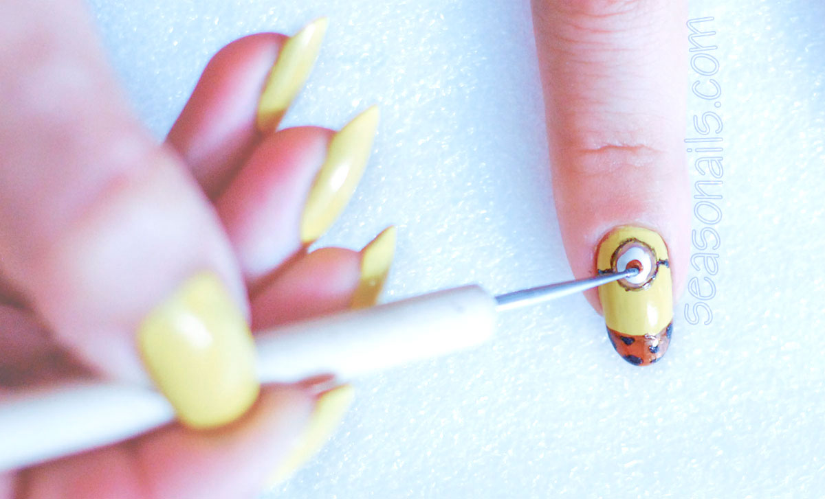 minions movie nails cave minion how to