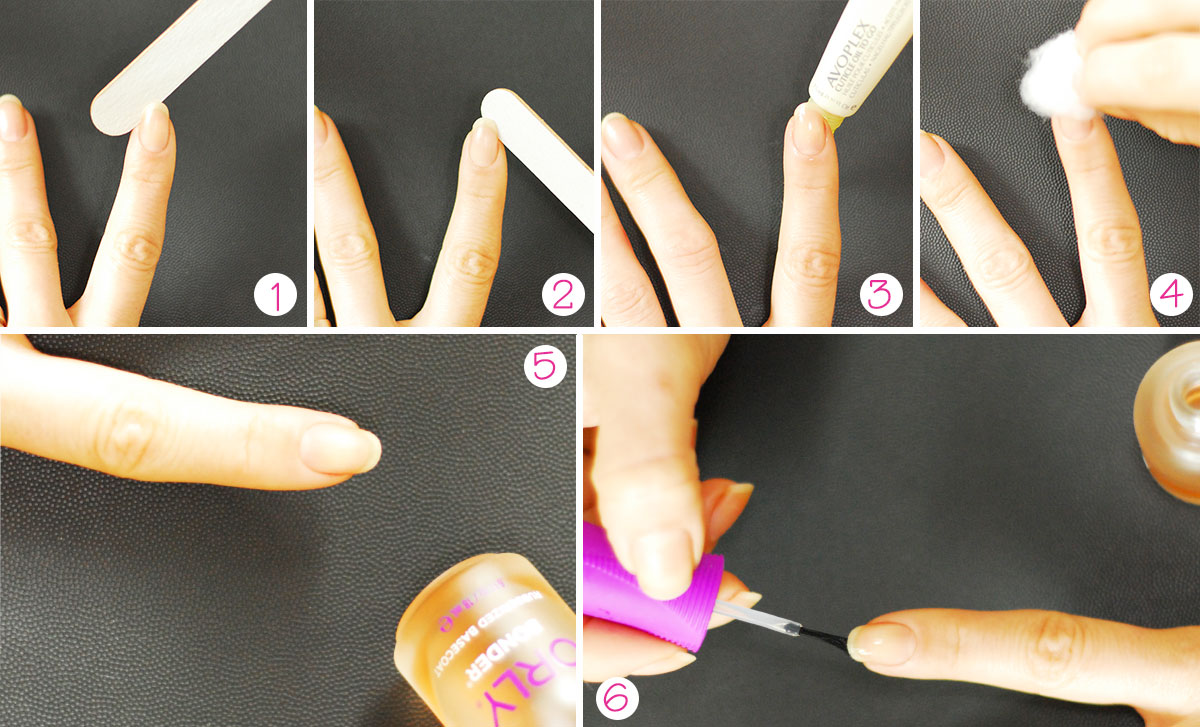 nails at home guide