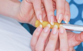 organic cuticles oil free recipe for long nails