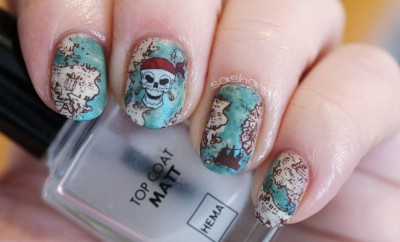 pirates treasure map mani