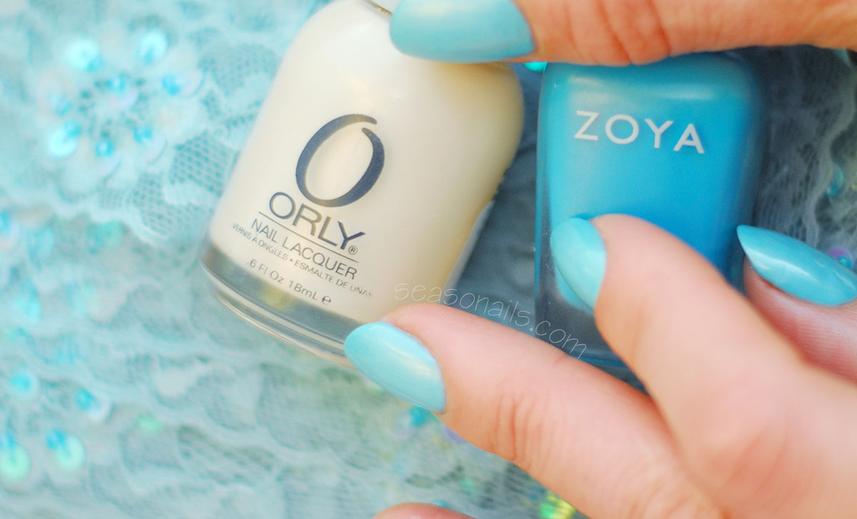 soft blue nails zoya orly