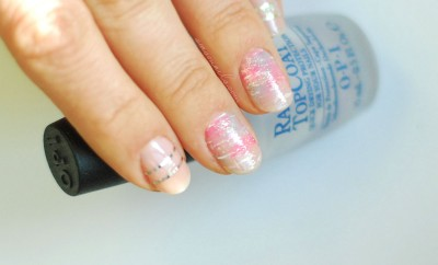 subtle spring nails easy nail art