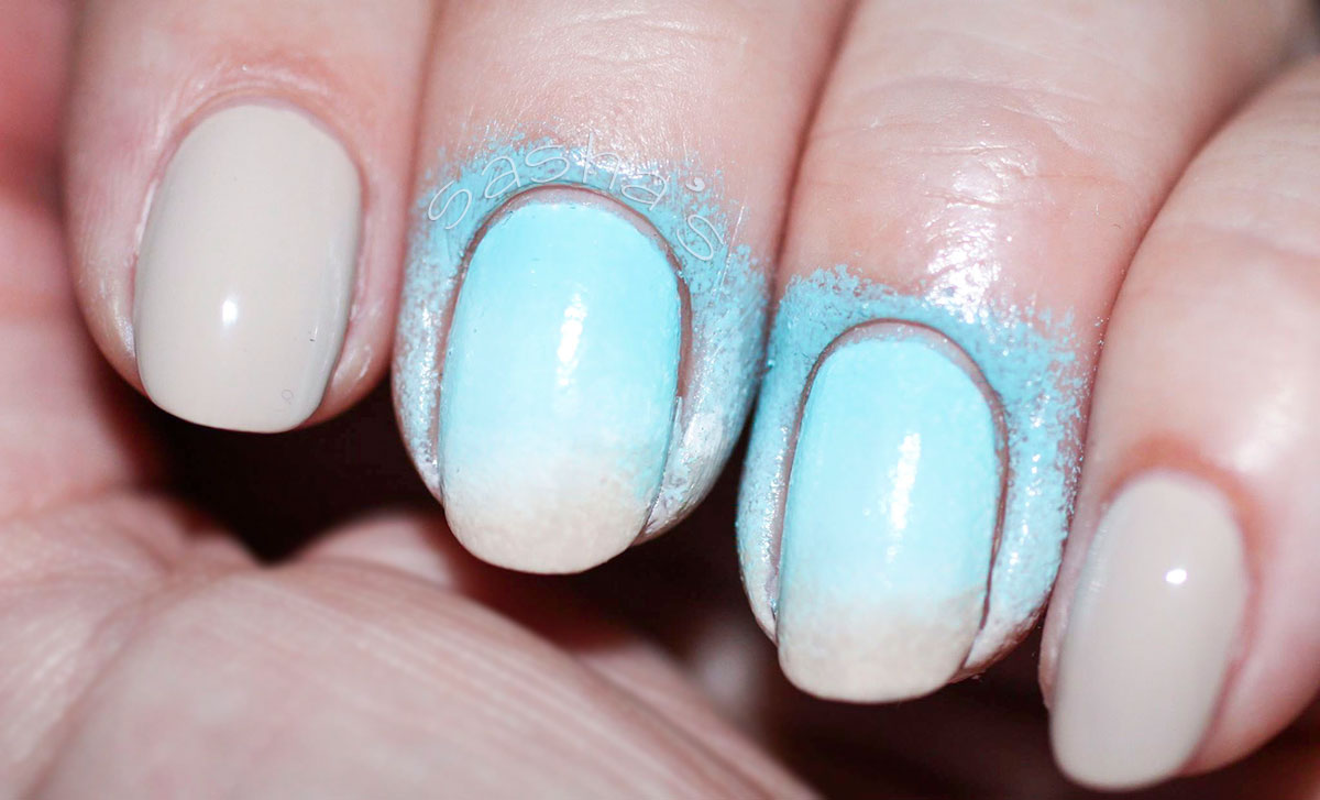 summer beach holiday nails how to