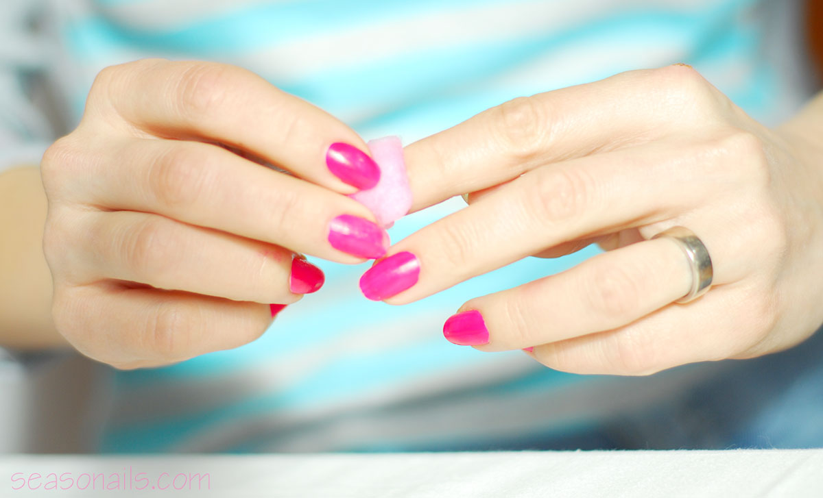 tutorial nails at home how to